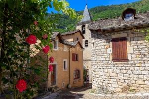 IMG_1906241337_Lozère (48)  Sainte Enimie Gorges du Tarn cloche