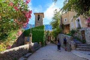 IMG_1907061997_Vaucluse (84)  Brantes Villages perchés, clocher