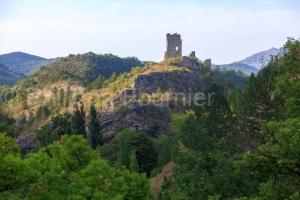 IMG_18094560_drome (26)  pontaix vallée de la drôme ruines du