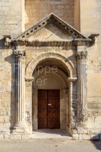 IMG_1909195127_Drôme (26)  Saint Restitut Patrimoine Portail de