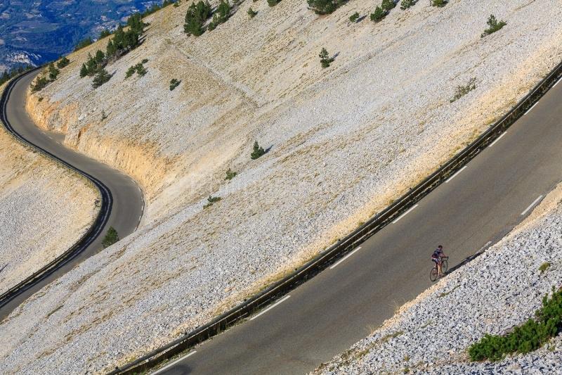 IMG_1909131962_Vaucluse (84)  Bédoin Le Mont Ventoux cyclotouri