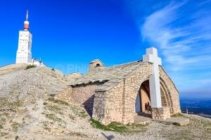 IMG_1909131981_Vaucluse (84)  Bédoin Le Mont Ventoux la chapell