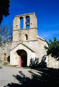 IMG_071114_Ardeche (07)  NAVES VILLAGE DE CARACTERE église du X