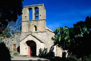 IMG_071115_Ardeche (07)  NAVES VILLAGE DE CARACTERE église du X