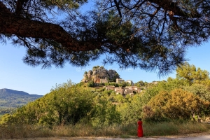 IMG_1907092805_Vaucluse (84)  La Roque Alric Pays des Dentelles