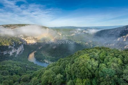 IMG_18067274_Ardeche (07)  vallon pont d\'arc réserve naturelle