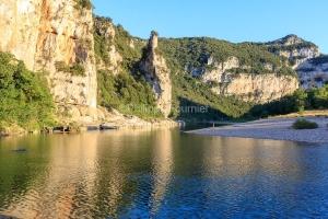 IMG_16076722_Ardèche (07)  vallon pont d'arc réserve naturelle
