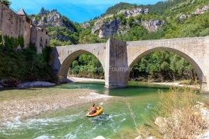 IMG_1906241290_Lozère (48)  Sainte Enimie Gorges du Tarn Le pon