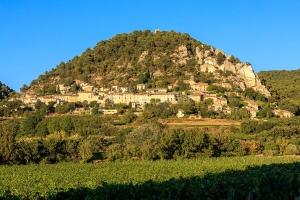 IMG_1909121370_Vaucluse (84)  Séguret Plus beaux villages de Fr