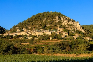 IMG_1909121385_Vaucluse (84)  Séguret Plus beaux villages de Fr