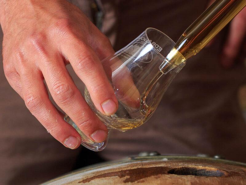 IMG_1906101112_Ardèche (07) Saint Martin d'Ardèche Soutirage Chais de vieillissement, le whisky du Tanargue._