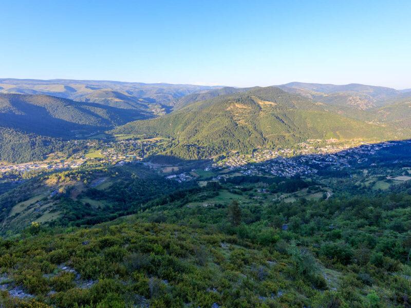IMG_1906241572_Lozère (48) Florac Parc National des Cévennes vue générale le Mont Lozère